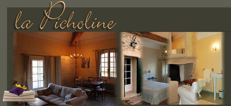 La Picholine appartement